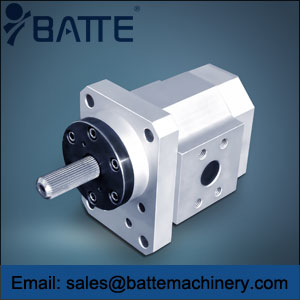 Gear Pump with Out Motor