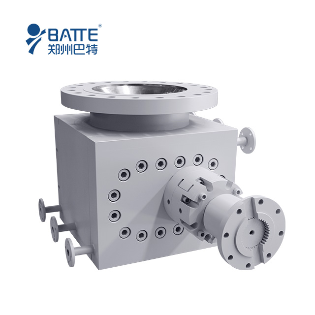 reaction kettle polymer melt pump