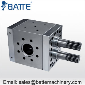 RS double shaft rubber gear pump