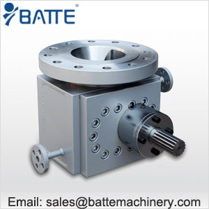 ZB-F melt pump for reactor