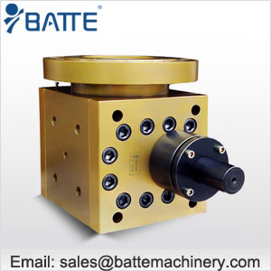 ZB-K polymer discharge gear pump