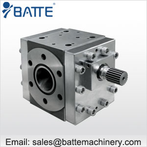 ZB-C reinforced melt pump for extrusion