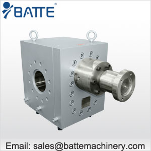 ZB-D gear pumps for pipeline